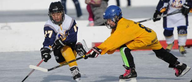 De ce am ales hocheiul pe gheață, un sport necunoscut în România