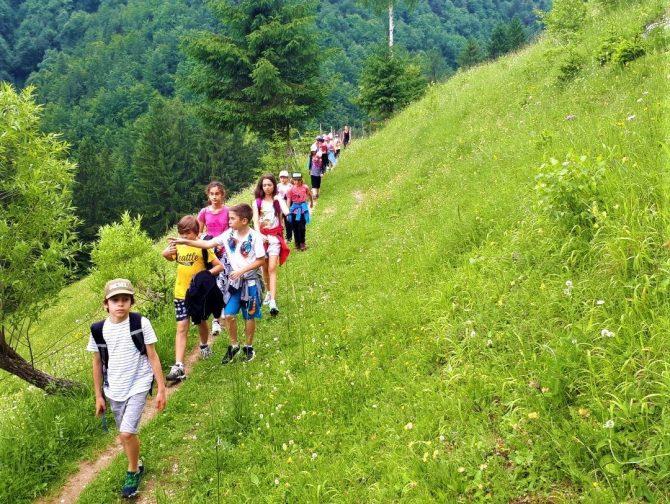 De ce drumețiile sunt cea mai bună cale de relaxare, pentru cei mici și mari