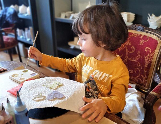 Dimensiunea ludică a desenului la copil şi artistul adult
