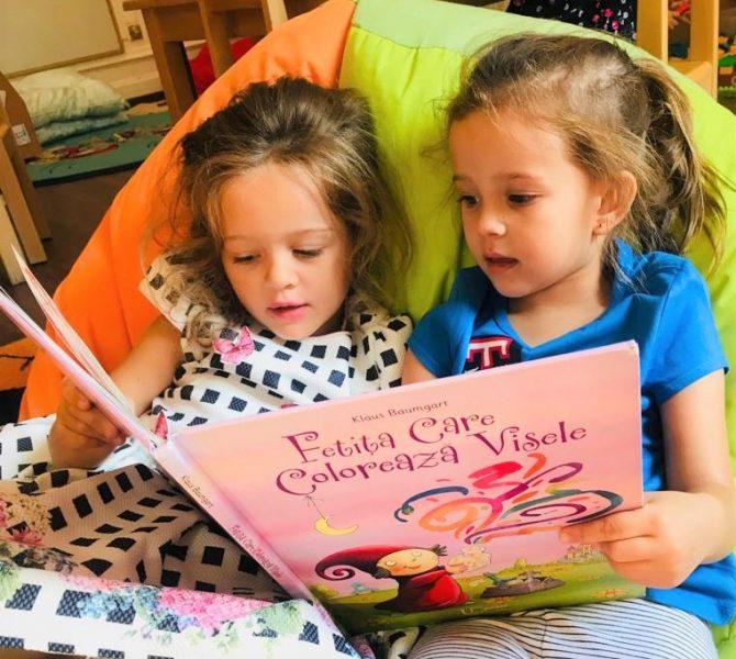 Cum să stârniți apetitul de lectură al copiilor – Sfaturi pentru părinți