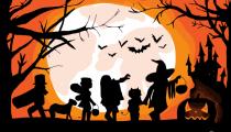 Idei pentru o petrecere reusita de Halloween… in online